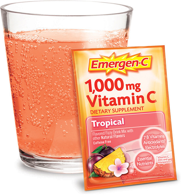 Emergen-C Tropical - Biosense Clinic
