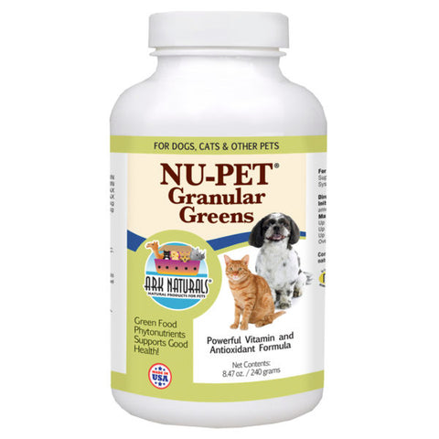 Ark Naturals Nu-Pet Granular Greens - Biosense Clinic