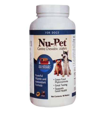 Ark Naturals Nu-Pet Canine Chewable Wafers