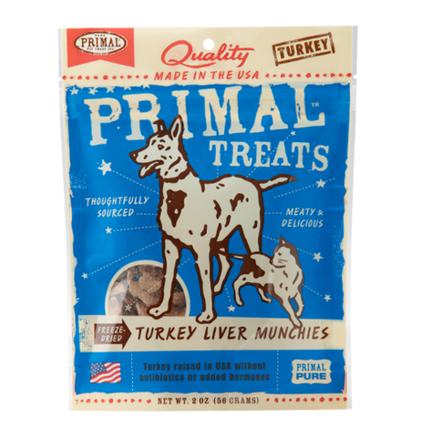 Freeze Dried Turkey Liver Munchies - Biosense Clinic