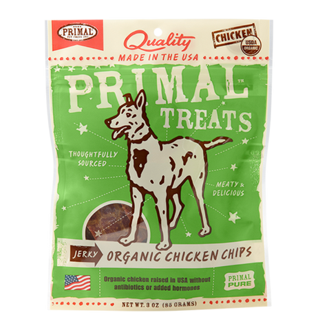 Jerky Organic Chicken Chips