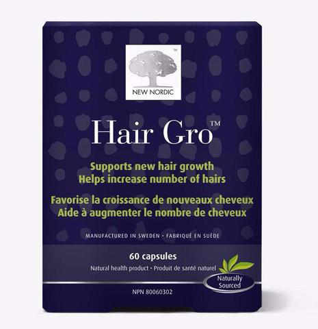 New Nordic Hair Gro - Biosense Clinic