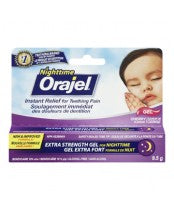 Orajel™ Baby Teething Nightime Formula - Biosense Clinic