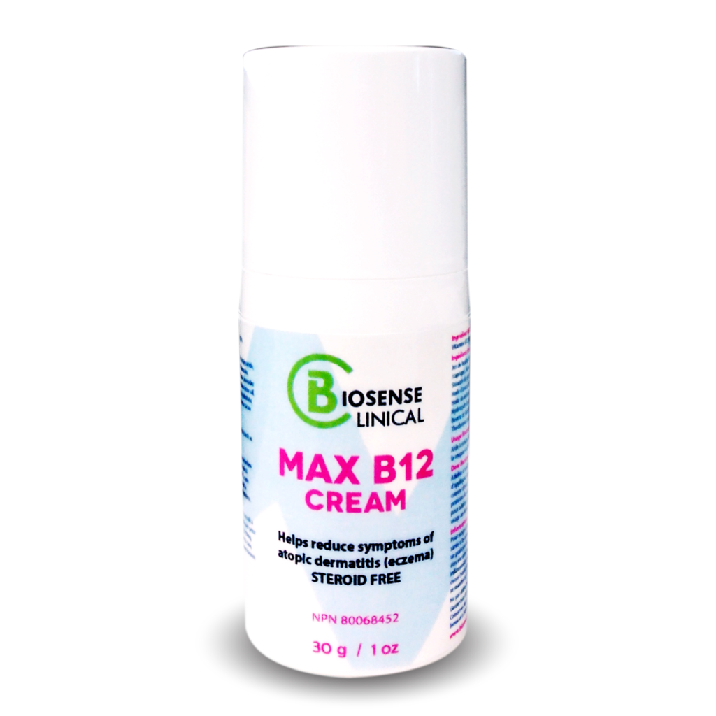 BiosenseClinical Max B12 Cream - Biosense Clinic