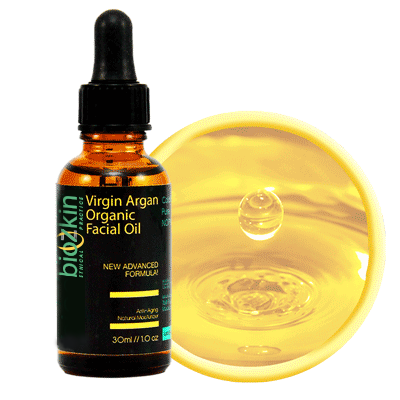 BioZkin Virgin Argan Organic Facial Oil - Biosense Clinic