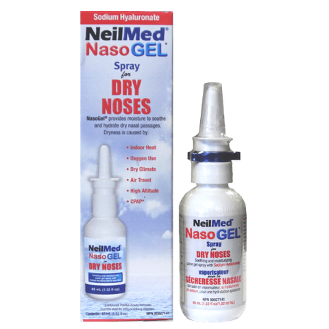 Neilmed NasaMist All-In-One Saline Spray - BiosenseClinic.com