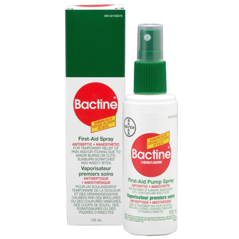 BACTINE PUMP 105ML - Biosense Clinic