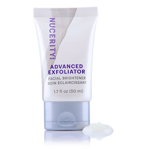 NUCERITY ADVANCED EXFOLIATOR - Biosense Clinic