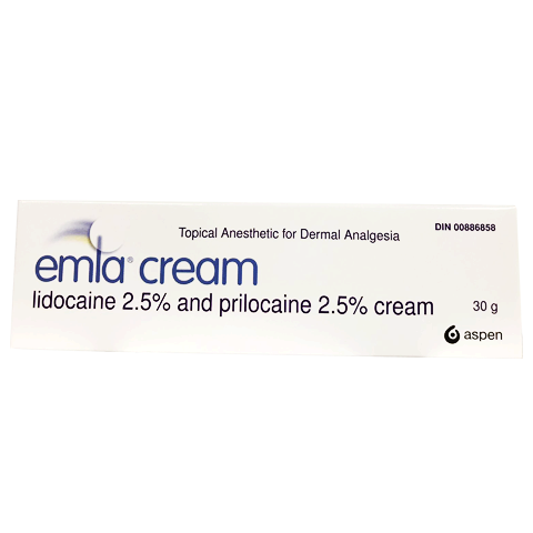 Emla cream 5% - Biosense Clinic