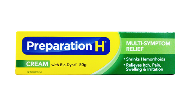 Preparation H Cream - Biosense Clinic