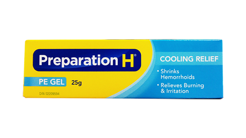 Preparation H PE Cooling Gel - Biosense Clinic