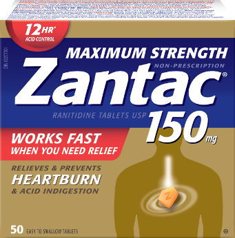Zantac Max Strength