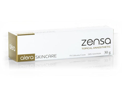 Zensa Numbing Cream 5% at BiosenseClinic.com