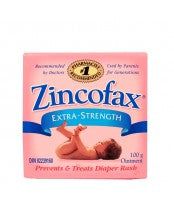 Zincofax Cream X-STR