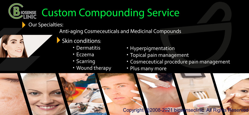 Custom Compound - Numbing Cream - Custom Compound Service