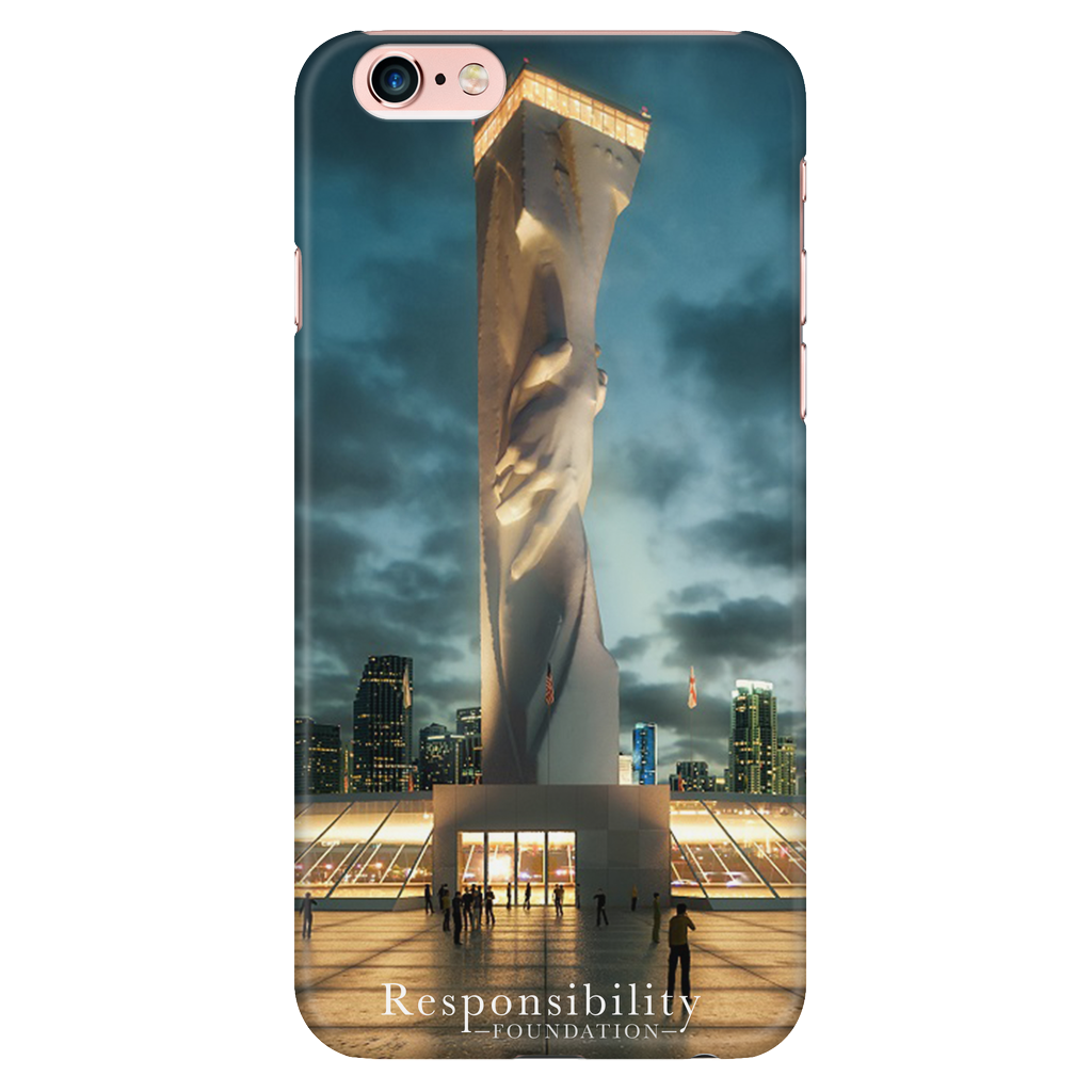 Statue of Responsibility iPhone 6 Plus /6s Plus Case