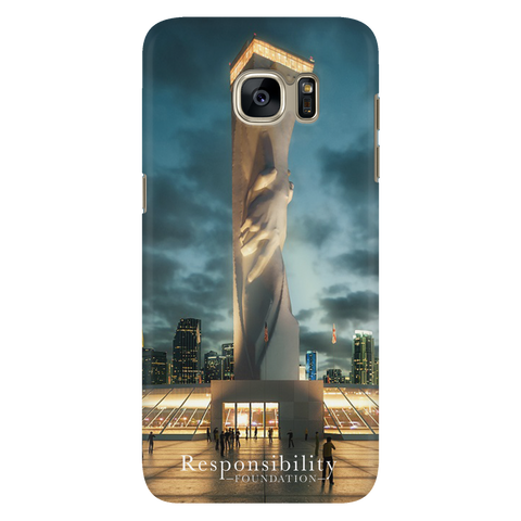Statue of Responsibility Samsung Galaxy S7 Case