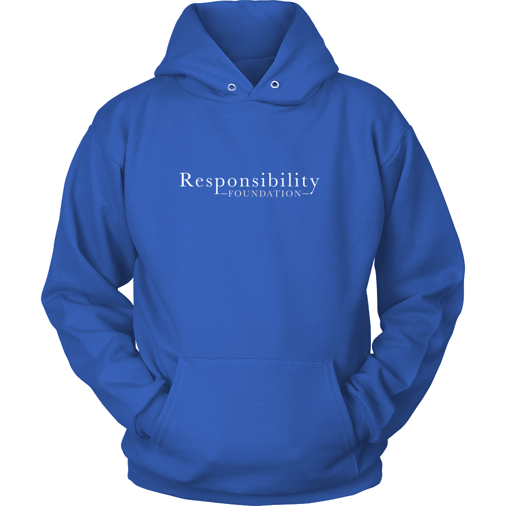 """I Am Response-Able"" Hoodie"