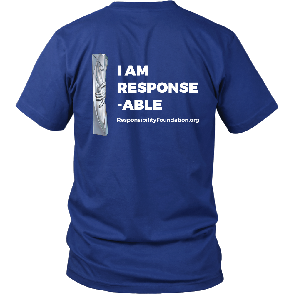 I Am Response-Able - Unisex T-Shirt