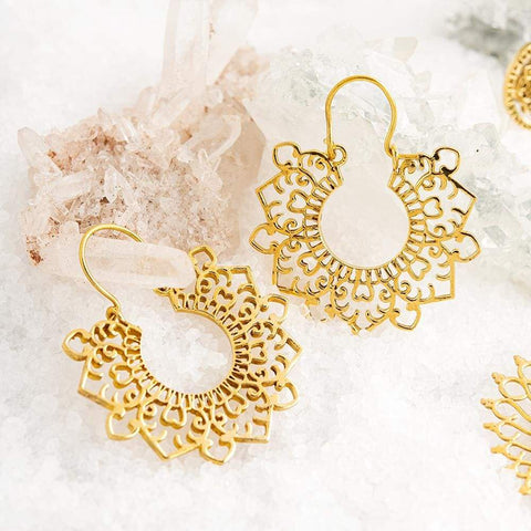 𝗺𝗶𝗻𝗶 Sitar Symphonies Earrings