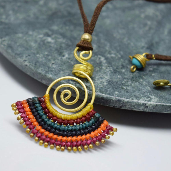Diwali Necklace