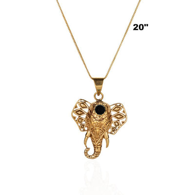 Gajah Necklace