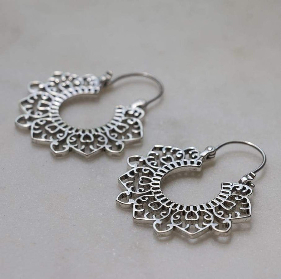 Mini Sitar Symphonies Earrings