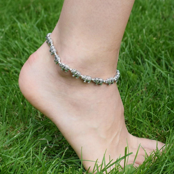 Parade Anklet