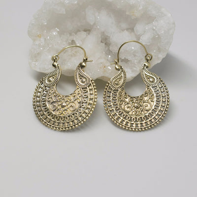 Secret Garden Earring