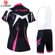 Women 3D Gel Padded Cycling Jersey Set - 50% OFF - My Passion Street