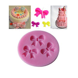 Bow Decorating Silicone Mold