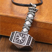 Viking Norse Vintage Hammer Necklaces - My Passion Street