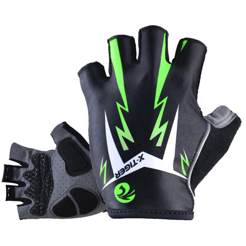 3D Gel Padded Cycling Gloves