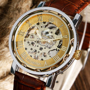 Steampunk Men's Luxury Casual Watches