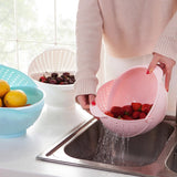 3-in-1 Food Draining Basket - My Passion Street