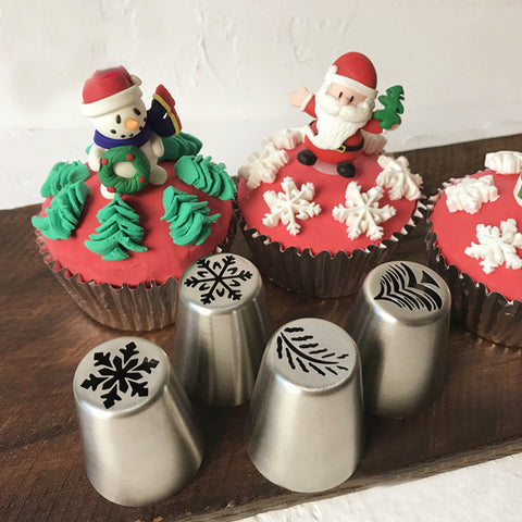 Christmas Icing Nozzles Set - 50% OFF Today!
