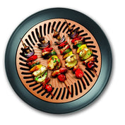 Non-Stick Titanium Stove-top Grill - 50% OFF - My Passion Street