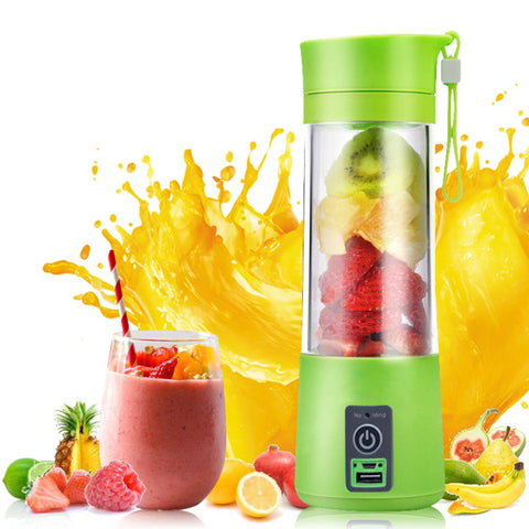Mini Portable Smoothie Maker - 50% OFF Today!