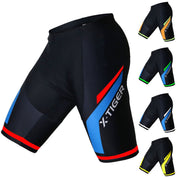 Shockproof 5D Padded Cycling Shorts - 50% OFF - My Passion Street
