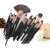 Pro Makeup Brushes Set - My Passion Street