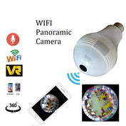 Panoramic 360 Spy-Cam Bulb - My Passion Street