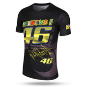 Valentino Rossi Autograph T-Shirt - My Passion Street