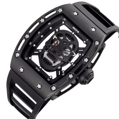 Skull Gothic Quartz Watch - 50% OFF Today!