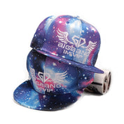 Galaxy Space Snapback Cap - 50% OFF - My Passion Street