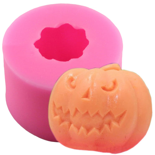 3D Pumpkin Halloween Silicone Molds - My Passion Street