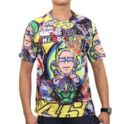Valentino Rossi The Doctor VR46 Shirt - My Passion Street