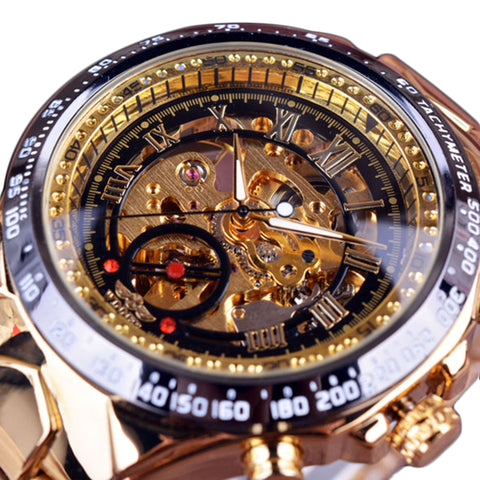 Luxurious Skeleton Mechanical Watches - 50% OFF TODAY