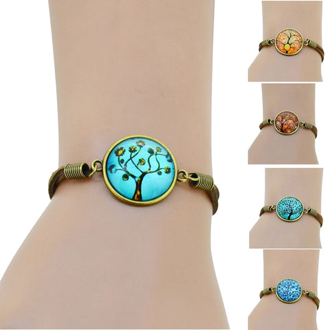 Tree Of Life Vintage Bracelet Bangle