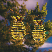 Solar Hanging Pineapple Lights - 50% OFF - My Passion Street