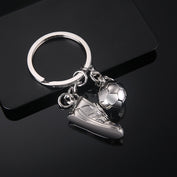 Unique Football Shoes Key Ring - My Passion Street